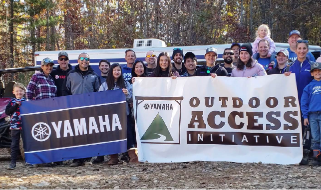 11th Annual Outdoor Access Initiative Employee Volunteer Project