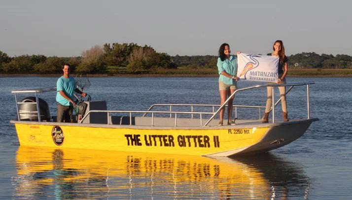 Bassmaster Elite Pros Join Yamaha Rightwaters™ in Matanzas River Cleanup Effort