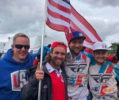 Team Usa Riders Win Second Quadcross of Nations in a Row