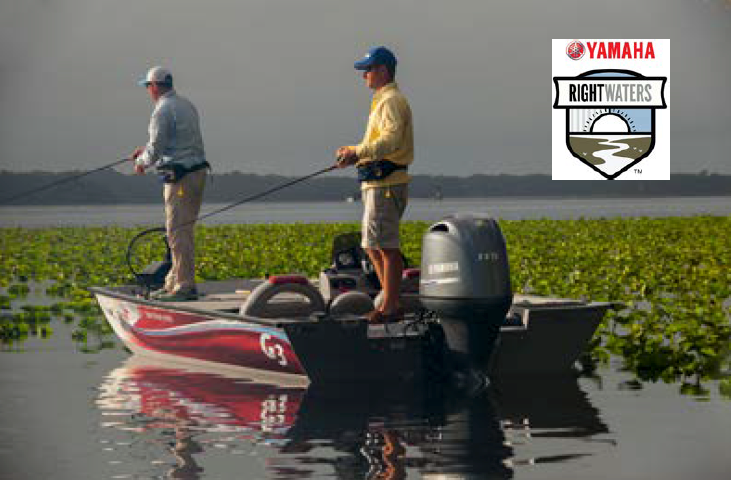 Yamaha Rightwaters™ Supports Ducks Unlimited<sup>®</sup> Gulf Coast Initiative