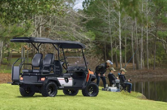 Yamaha Announces UMAX Rally™ 2+2 Light Utility Vehicle at 2019 PGA Merchandise Show