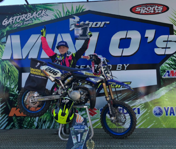 Yamaha MX Riders Claim 21 Class Wins at Annual Mini O's MX/SX Races