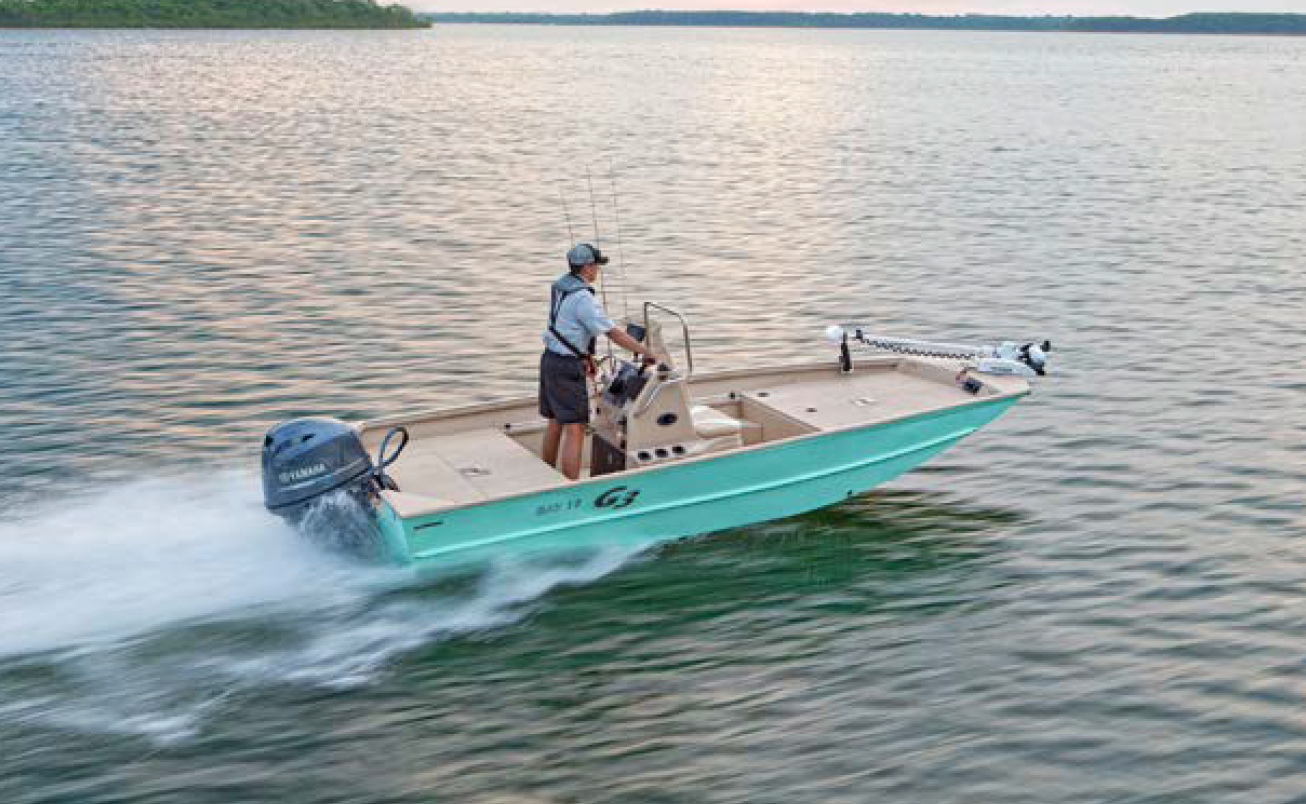 """Boating Industry<sup>®</sup> Names G3<sup>®</sup> Boats' Bay 17 to """"2021 Top Products"""" List"""