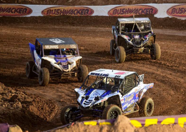 YXZ1000R'S™ Sweep Lucas Oil<sup>®</sup> Off-Road Series in Arizona
