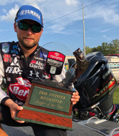 Justin Lucas Wins 2018 Bassmaster Angler of the Year